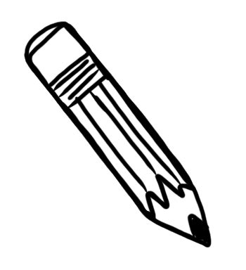 black and white pencil drawings clip by carrie teaching schooltime doodles clip