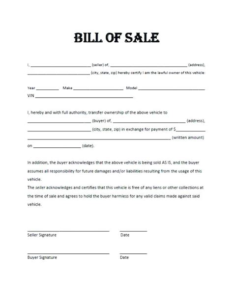 boat bill of sale template ontario free boat bill of sale template ontario btcromania info