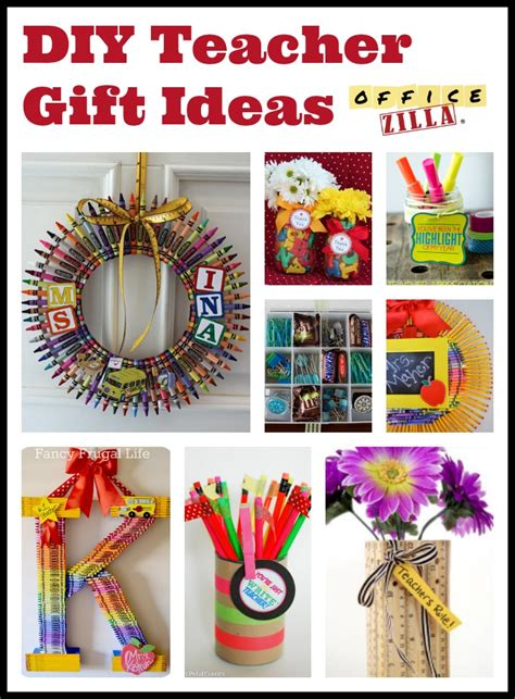 Office Supplies For Teachers 9 More Diy Gift Ideas The Officezilla 174