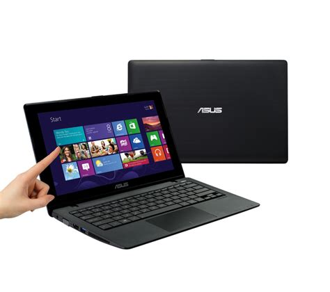 Notebook Asus X200ca Ram 4gb Asus X200ca Ct112h 11 6 Quot Touchscreen Mini Laptop Intel Dual 4gb Ram 500gb Ebay
