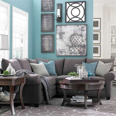what color walls curtains and carpets blend with dark bleu turquoise et gris en 30 id 233 es de peinture et d 233 coration