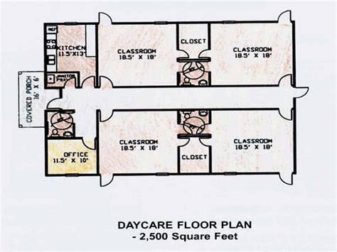 floor plan for child care center day care center floor plans bing images