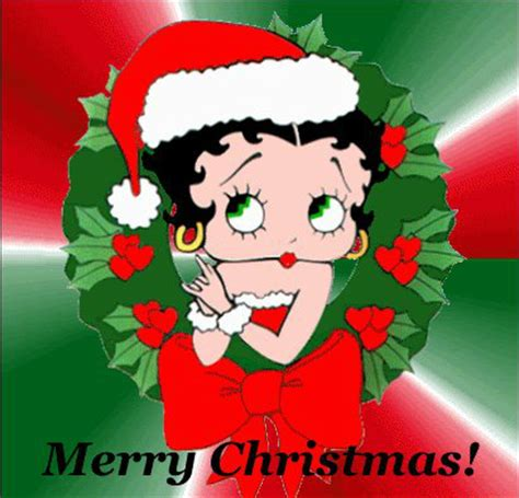 betty boop christmas photo by kpilkerton photobucket