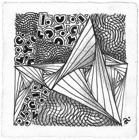 zentangle pattern juke 17 best images about zentangle items on pinterest how to