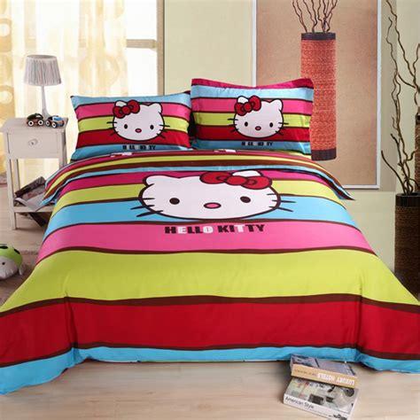 kitty comforter hello kitty bedding sets model 3 ebeddingsets