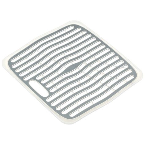 kitchen sink liners sink mats oxo grips sink mats the container store