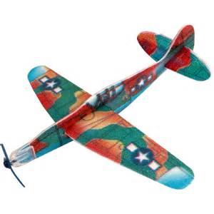 Small polystyrene glider foam plane 163 0 25 at fun learning