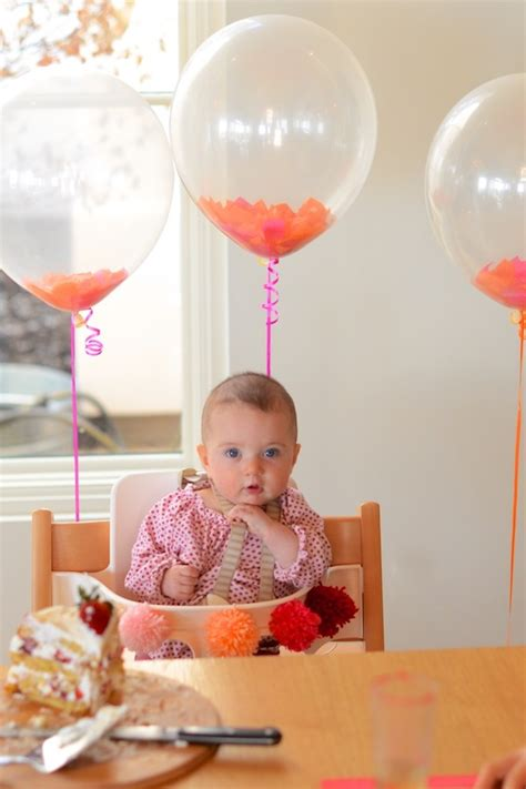 Half Birthday Decorations by 6 Must See Photos From One Adorable Birthday For Baby