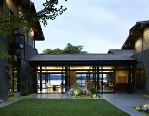 washington courtyard house by roland terry custom homes designs minecraft small homes with
