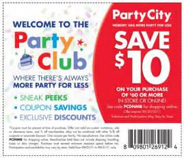 Barnes And Noble Coupon Code Online Free Printable Party City Coupon February 2017