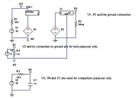 variable capacitor spice model voltage variable element