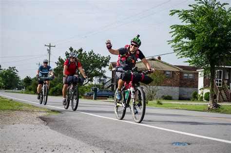 The American Run The American Trail Race Route Riders Rigs Bikepacking