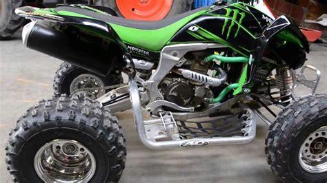 Kawasaki Kfx 450r by Kawasaki Kfx 450r 2008