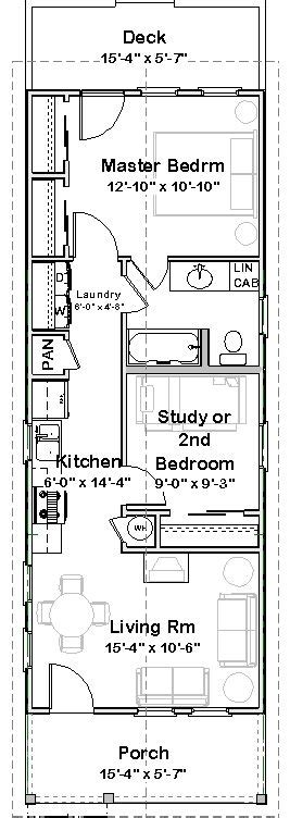 shotgun house plan shotgun house shotguns and floor plans on pinterest