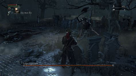 How To Search On Second Gascoigne How To Find And Kill Bloodborne