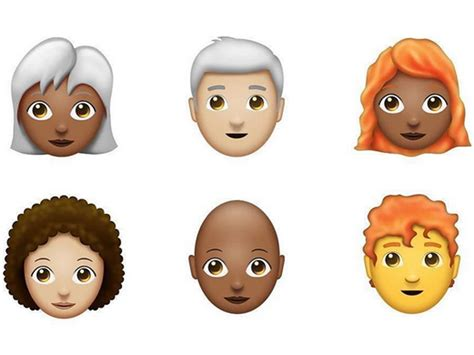 Is There A Hair Dryer Emoji there could finally be hair diversity in the emoji world