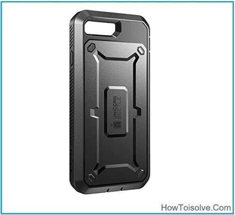 Best Rugged Iphone by Best Iphone 7 Plus Rugged Armor Cases Gives Lasting