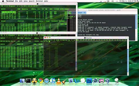 tutorial hack wifi ubuntu how to hack wifi password wep 40 128 bit key hex or ascii