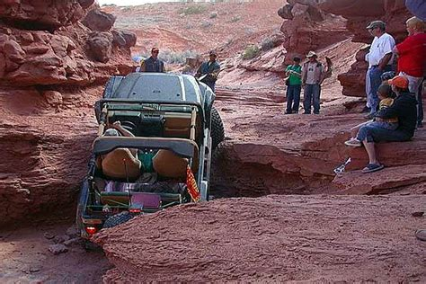 Jeeping In Moab Jeeping