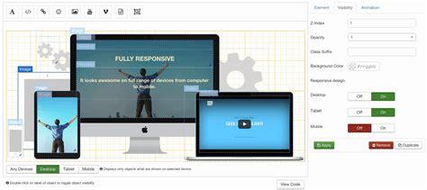 responsive layout maker pro youtube the perfect joomla responsive layer slider module