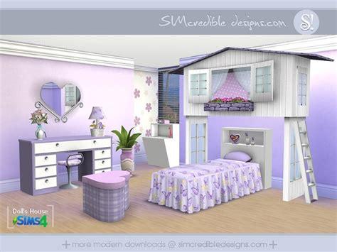 sims 4 kinderzimmer mobel simcredible s dolls house