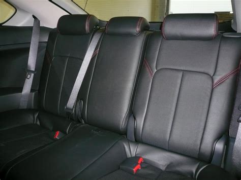 Leather Seat Covers by Clazzio Leather Seat Covers Clazzio Leather Seat Covers