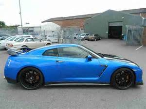 Nissan Gtr Custom Nissan 2009 Gt R Custom Spec Reduced Bayside Blue