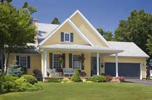 house design color yellow yellow siding houses gray shutters google search home