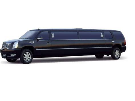 limousine stretch cadillac escalade limousine