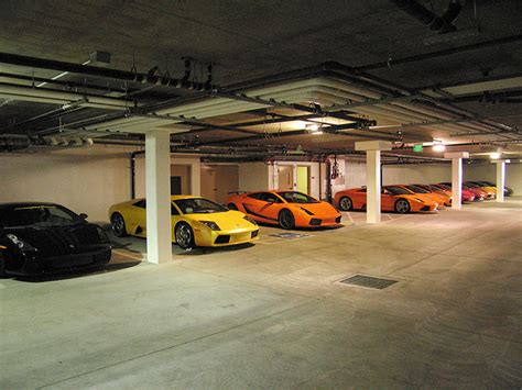 Lamborghini Garage Lambo Garage