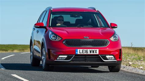 Kia Review Top Gear Review The Kia Niro A Value Hybrid Crossover Top Gear
