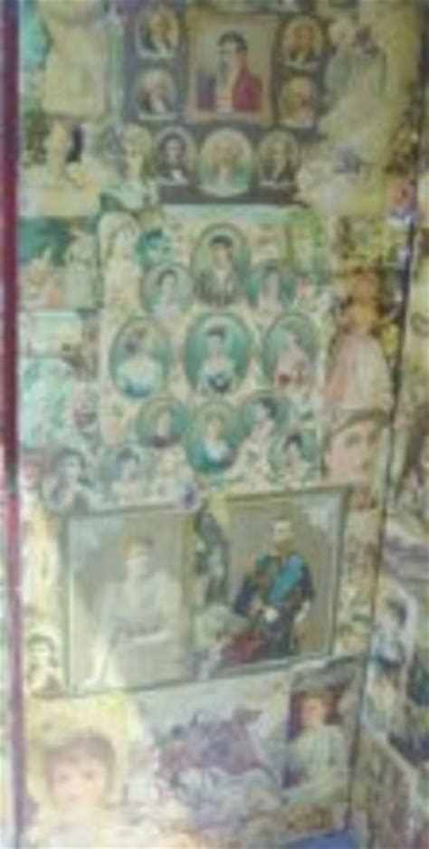 Decoupage Pictures For Sale - glorious decoupage floor screen for sale