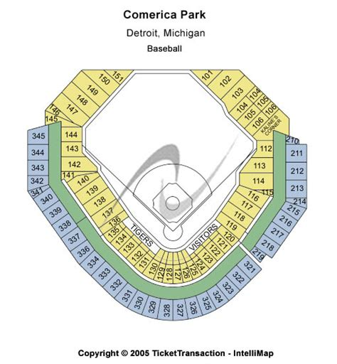 comerica park seating sections comerica park seating chart www imgkid com the image