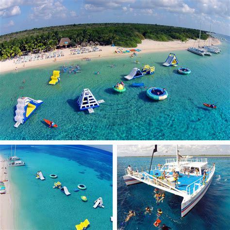 cozumel catamaran snorkel beach party - Cozumel Catamaran Snorkel And Beach