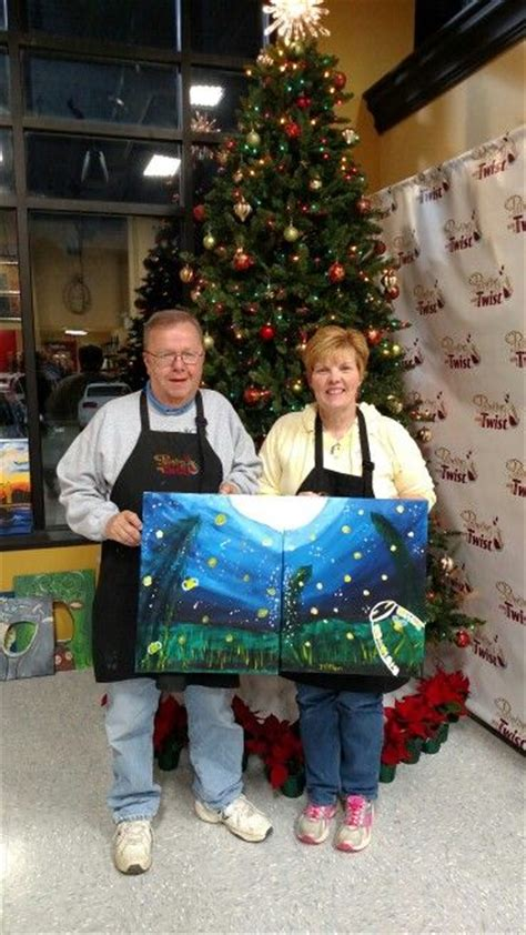 paint nite couples couples at painting with a twist activities
