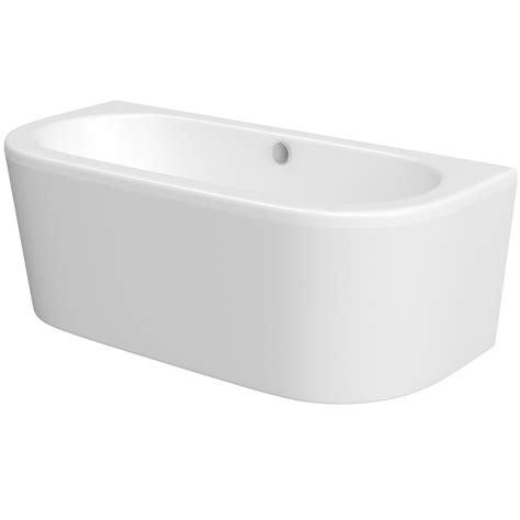 vasca da bagno in acrilico vasca da bagno in acrilico murale tradizionale 1700x800mm