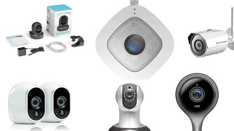 top 10 best home security cameras compare buy save