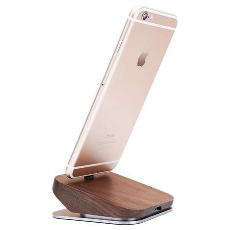 Baseus Apple Iphone 7 baseus duowood desk charging station holder for apple iphone 7 7 plus lightning dock stand for