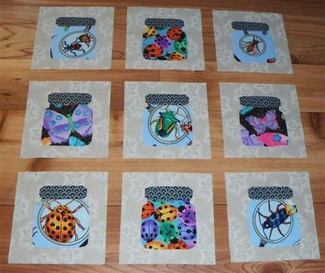 Jar Quilt Pattern by 1000 Images About Jar Quilts On Jars
