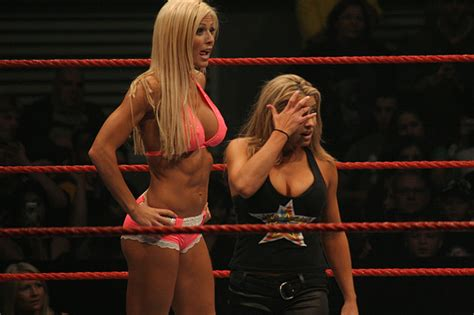 trish stratus or torrie wilson who s hotter torrie wilson or trish stratus wrestling