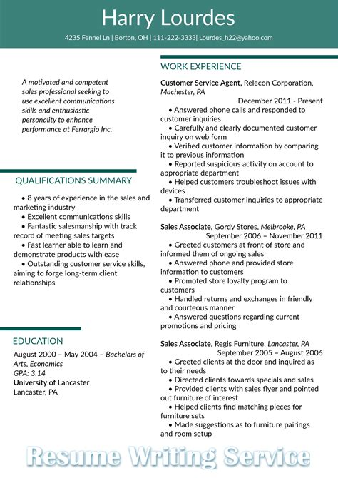 resume format 2018 sle best resume format 2018 with genuine reasons to follow