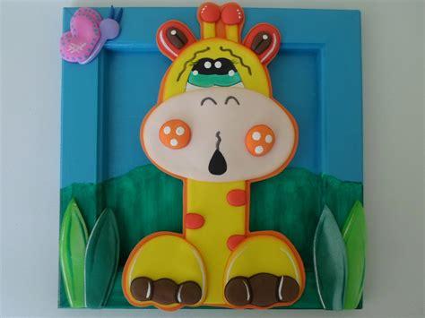 cuadros infantiles animales cuadros decorativos de animales 25 000 en mercado libre