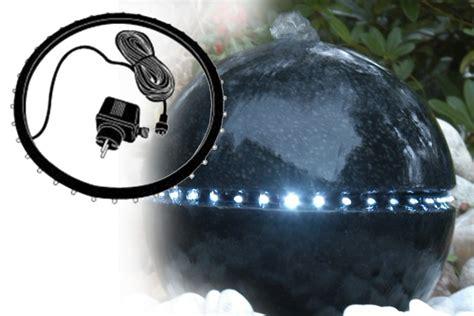 brunnen led beleuchtung ersatz led ring 36 leds wei 223 ca 34cm durchmesser ersatzteil