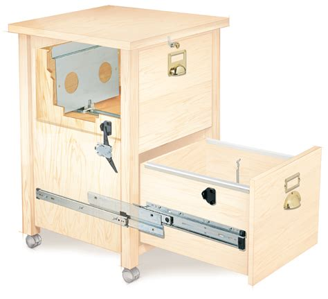 File Cabinet Plans by Filing Cabinet Hardware Popular Woodworking Magazine