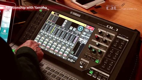 Mixer Yamaha Ql Series dan dugan talks about yamaha ql series digital mixing