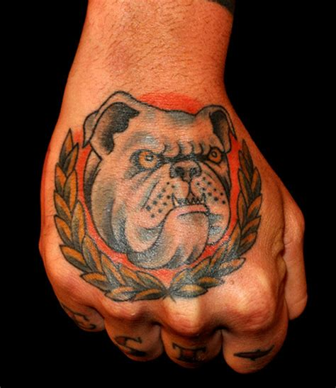 bulldog tattoos 1000 images about bulldog tattoos on
