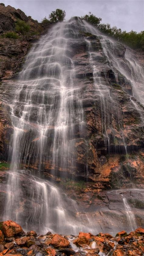 landscapes waterfalls surprise natural canyonlands