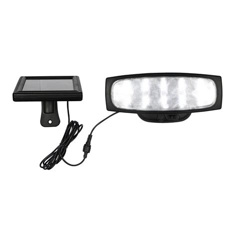 solar magic 10led solar shed light bunnings warehouse