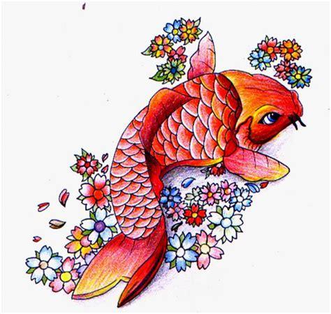 koi colors fotos de tatuajes tatuaes de pez koi completisimo
