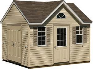 6x10 Storage Shed The Shedplan 6 X 10 Shed Plans 8 X